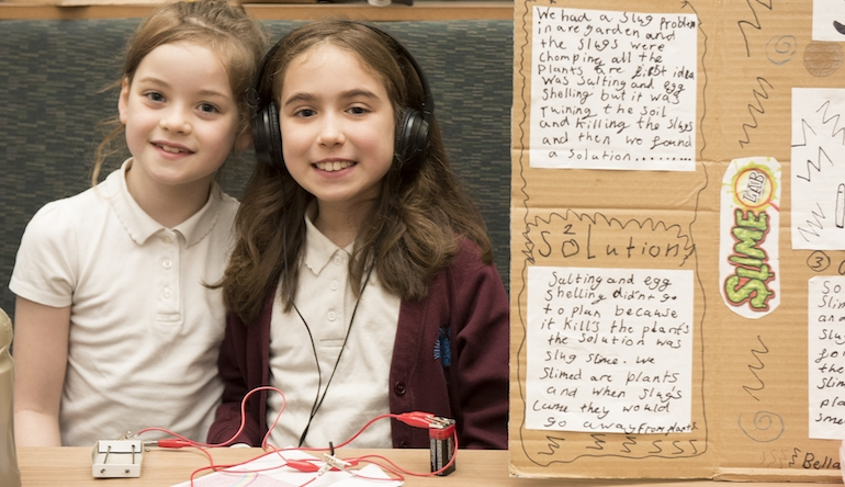 Leamington Spa Primary Science Fair 2018, University of Warwick, Tennisons Photography
