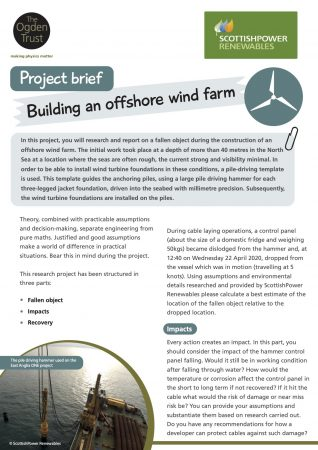 ScottishPower Renewables: Building a wind farm