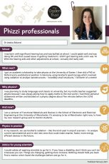 Phizzi professionals: Dr Jessica Boland