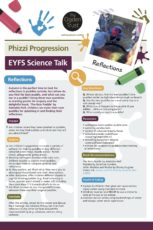 Phizzi Progression: EYFS Science Talk - Reflections