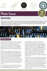 Phizzi focus: electricity