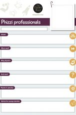 Phizzi professionals: blank templates