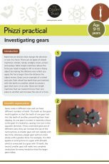 Phizzi practical: investigating gears