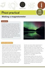 Phizzi practical: magnetometer