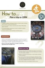 How to run a trip to CERN