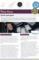 Phizzi focus: Earth & space